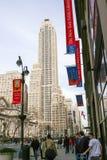 5ème avenue dans Midtown Manhattan Image libre de droits