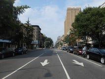 2ème avenue et 12ème rue, New York Photo libre de droits