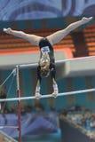 5ème Championnats européens en gymnastique artistique Photos stock