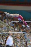 5ème Championnats européens en gymnastique artistique Image libre de droits