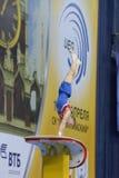 5ème Championnats européens en gymnastique artistique Photographie stock