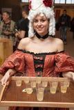 8ème Concurrences internationales faisant cuire l'Europe du Sud Photo stock