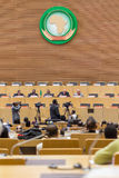 10ème Conférence Internationale sur les TCI pour le développement, éducation Photographie stock
