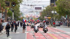26th annual Pistahan Parade in Downtown San Francisco