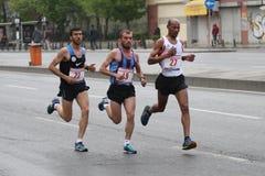 10ème demi marathon d'Istanbul Photo libre de droits