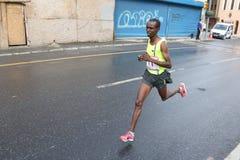10ème demi marathon d'Istanbul Images libres de droits
