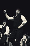 18ème festival de folklore serbe Image libre de droits