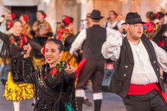 21ème festival international à Plovdiv, Bulgarie Photographie stock libre de droits