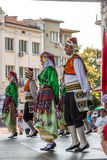 21ème festival international à Plovdiv, Bulgarie Photos libres de droits