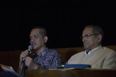 3ème festival littéraire 2016 d'ASEAN Photo stock