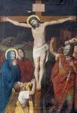 12ème Gares de la croix Image stock