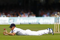 3ème jour 2012 de match d'essai de l'Angleterre v Afrique du Sud 4 Image stock