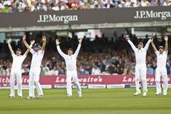 3ème jour 2012 de match d'essai de l'Angleterre v Afrique du Sud 1 Photo libre de droits