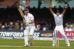3ème jour 2012 de match d'essai de l'Angleterre v Afrique du Sud 1 Photos stock