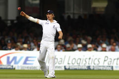 3ème jour 2012 de match d'essai de l'Angleterre v Afrique du Sud 4 Photos stock