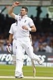 3ème jour 2012 de match d'essai de l'Angleterre v Afrique du Sud 4 Photos libres de droits