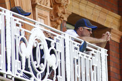3ème jour 2012 de match d'essai de l'Angleterre v Afrique du Sud 2 Photos libres de droits