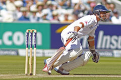 3ème jour 2012 de match d'essai de l'Angleterre v Afrique du Sud 2 Photo stock