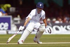3ème jour 2012 de match d'essai de l'Angleterre v Afrique du Sud 2 Images stock