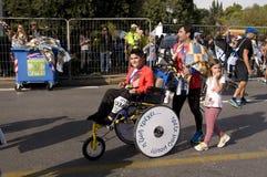 31ème marathon classique d'Athènes Image libre de droits