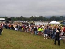 18ème Marine Mud Run annuelle photo libre de droits