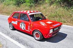 4ème Maxi Slalom Bagnasco Battifollo Image stock
