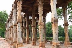 2ème minar le plus grand de Qutb Minar à Delhi Photo libre de droits