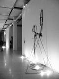 5ème Moscou Biennale d'art contemporain Photographie stock libre de droits