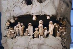 6ème Moscou Biennale d'art contemporain Photos stock