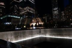 9/11 13ème point zéro 45 d'anniversaire @ Images libres de droits