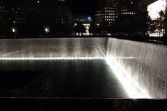 9/11 13ème point zéro 41 d'anniversaire @ Image libre de droits