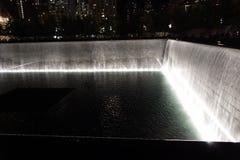 9/11 13ème point zéro 39 d'anniversaire @ Photos libres de droits