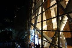 9/11 13ème point zéro 25 d'anniversaire @ Images stock