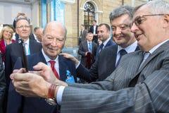 12ème réunion annuelle de stratégie européenne de Yalta (OUI) Photographie stock