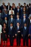16ème sommet de Francophonie à Antananarivo Photographie stock