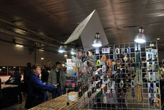 23ème Toronto annuel Jem et exposition minérale Photos stock