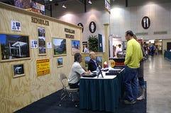 25èmes maison de bâtiment et exposition annuelles de retouche Image libre de droits