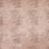 Ère de Regency - Jane Austen Inspired - fond de papier de Digital - roses - papiers romantiques de Digital illustration de vecteur