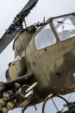 Ère du Vietnam d'hélicoptère d'Apache photos libres de droits