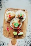 食物在Casco Viejo,巴拿马第20部分 免版税库存照片