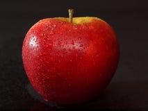 Één appel stock afbeeldingen