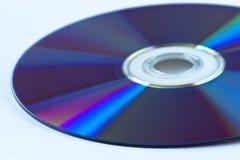 Één CD Stock Foto