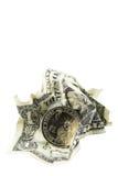 Één dollar Stock Foto's