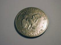 Één dollar stock afbeeldingen