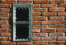 Één enkel venster Stock Foto's