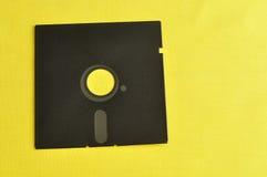 Één enkele floppy disk Stock Afbeeldingen