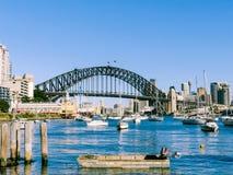 Één fijne dag in Sydney Stock Foto