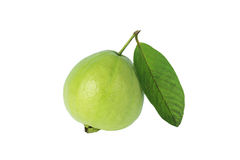Één guave Royalty-vrije Stock Foto