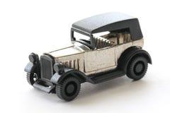 Één Kleine Auto van het Stuk speelgoed Royalty-vrije Stock Foto