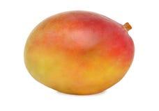 Één rijpe mango () Royalty-vrije Stock Afbeeldingen